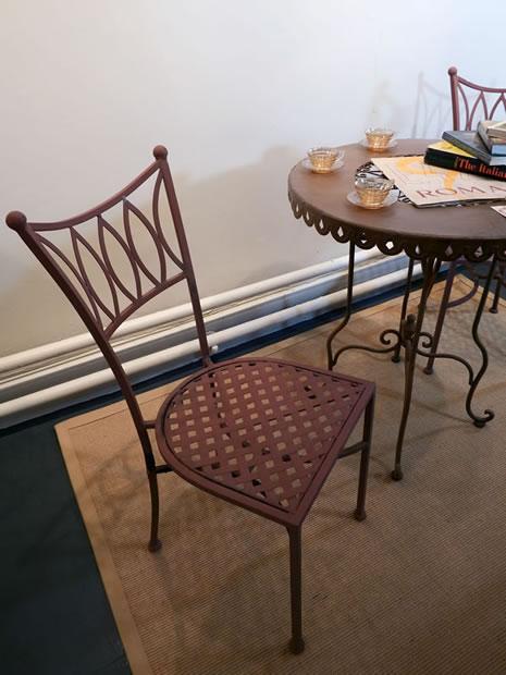 Pasta Beach ArtPop furniture