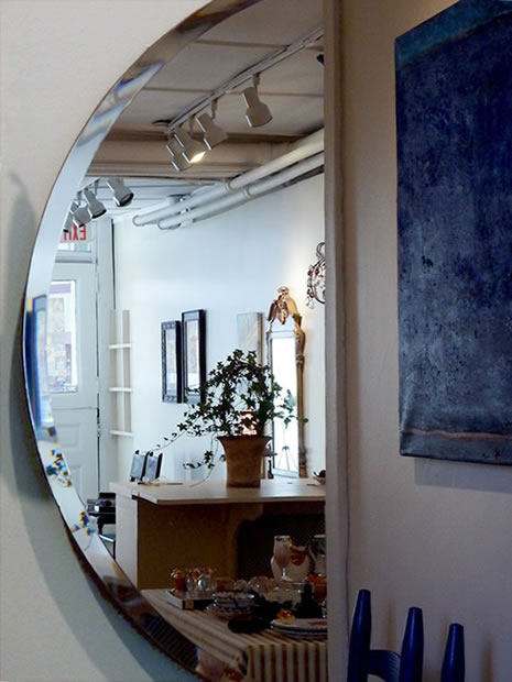 Pasta Beach ArtPop mirror